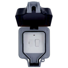 BG Nexus WP53 IP66 Weatherproof Outdoor Fused Connection Switch 13A