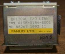 (2) FANUC A13B-0154-B001 OPTICAL I/O LINK