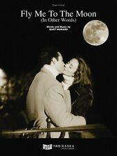 Fly Me to the Moon Sheet Music In Other Words NEW  000378833