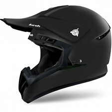 CASCO MOTO AIROH SWITCH COLOR NERO OPACO TAGLIA XL
