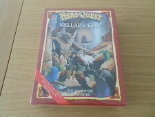 juego HEROQUEST - Kellar´s Keep - La Torre de Kellar - MB Games Workshop - SW