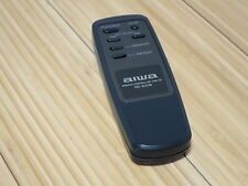Genuine Original Aiwa RC-EX08 Audio Hifi System Remote Control Controller for CD