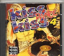 KISS KISS DANCE 4 1995 CD ALEXIA DOUBLE YOU U SONIC QUADRAN KIKE BOY DIRTY MIND