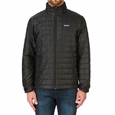 NWT Patagonia Nano Puff Men's Jacket Black Sz Medium