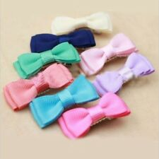 14pcs Lovely Cute Bow Nice Baby Girls Kids Hair Clips Decoration Accessories