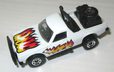 HZ HQ Matchbox Superfast Holden UTE Ruff Trek James Bond Flames Decal NO PLAY!!