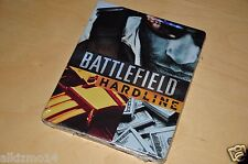 Battlefield Hardline Collector's Steelbook (Case ONLY) - Brand New Free Shipping