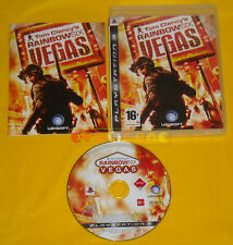TOM CLANCY'S RAINBOW SIX VEGAS 1 Ps3 Versione Ufficiale Italiana »»»»» COMPLETO