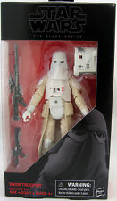 "SNOWTROOPER The Black Series WAVE 9 Star Wars 2016 6"" Inch FIGURE * IN HAND *"