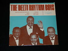 45 tours EP -  THE DELTA RHYTHM BOYS - WHEN THE SAINTS GO MARCHIN'IN - 1963