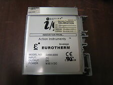 Action Instruments Invensys Eurotherm Q468-0000 AC Input Module Isolator Used