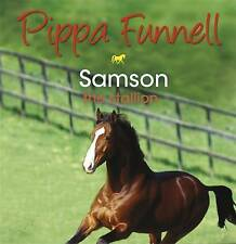 Tilly's Pony Tils Samson by Pippa Funnell CD Audio Book