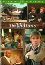 Waltons: The Complete Second Season [5 Discs] (2012, REGION 1 DVD New)