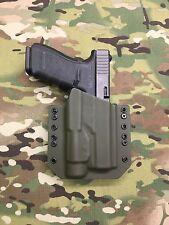 OD Green Kydex Light Bearing Holster Glock 20/21 Streamlight TLR-1s / TLR1
