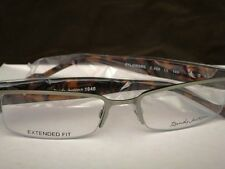 Randy Jackson 1040 eyeglass frame NEW NIP NIB gunmetal tortoise RJ1040 glasses