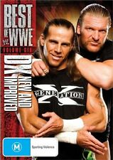 WWE Best Of DX New and Improved Volume 6 New DVD Region 4 Sealed