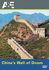 Ancient Mysteries CHINA'S WALL OF DOOM DVD A&E AE THC The History Channel great