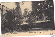 31 - cpa - Musée de TOULOUSE - Le clocher du musée des Augustins
