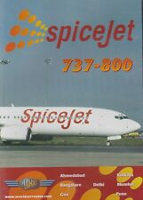 SpiceJet Boeing 737-800 Just Planes (Indian Airlines, Aviation India)