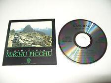 Kanchay Machu Picchu cd 10 tracks 1989