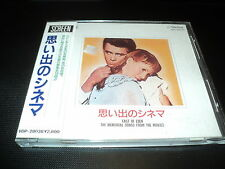 "RARE! CD ""EAST OF EDEN - THE MEMORIAL SONGS FROM THE MOVIES"" import Japonais"