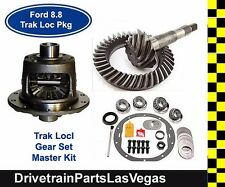Ford 8.8 10 Bolt Trac Lock Posi Package Gear Set Master Kit 31 Spline 3.73 Ratio