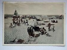 SOTTOMARINA magnifica spiaggia bambini Chioggia Venezia vecchia cartolina