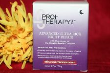 KINERASE PRO + THERAPY ADVANCED ULTRA RICH NIGHT REPAIR FULL SIZE 1.7 OZ IN BOX