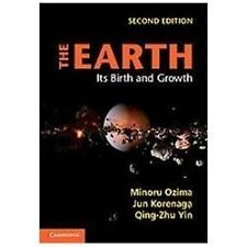 The Earth: Its Birth and Growth-ExLibrary
