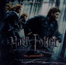 Harry Potter Und Die Heiligtümer Des Todes 1 - OST   Alexandre Desplat   CD