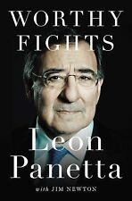 Leon Panetta - Worthy Fights (2014) - Used - Trade Cloth (Hardcover)
