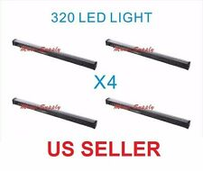 LOT DJ 320 10mm LED LIGHT RGB WALL WASH BAR DMX512 STAGE PARTY SHOW 4 PCS