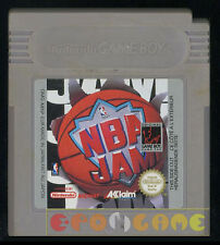 NBA JAM Gameboy Game Boy Versione Europea ••••• SOLO CARTUCCIA