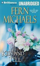 KISS and TELL - Sisterhood-Book 23 - Fern Michaels (2014, MP3 CD, Unabridged)