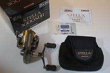 2004 SHIMANO STELLA 3000SDH In The Box Spinning Reel 27123005