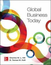 US Edition! Global Buisness Today (paperback)- read description!