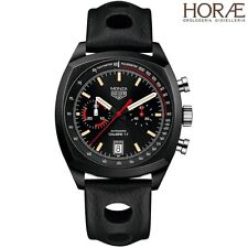 Tag Heuer Men's Monza edition Calibre 17 chronograph automatic heritage 42mm NEW