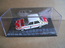 Rally Model Car RENAULT 12 GORDINI J. Ragnotti Monte Carlo 1973 IXO 1:43  [MK]