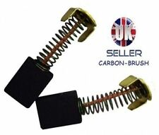 carbon brushes to fit reebok edge treadmill greenmaster gmd82 06 2b   E113