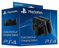 OFFICIAL SONY Playstation 4 PS4 DUALSHOCK 4 Charging Station Dock - NEW & SEALED