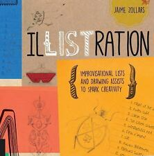 Il-LIST-Ration : Improvisational Lists and Drawing Assists to Spark...