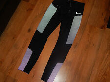 NIKE RUNNING REFLECTIVE FLASH TIGHT DOTTED LEGGINGS BNWT SIZE SMALL