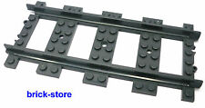 Lego Railway Tracks Straight /1 Piece / Neu ( For 7897.7898,7938,7939,3677)