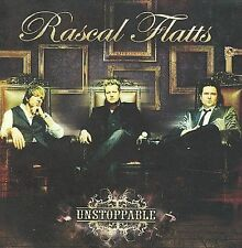Unstoppable by Rascal Flatts (CD, Apr-2009, Lyric Street)