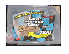 Plano TRADING CARD STORAGE CASE  Box Jammers HOLDS 1100 BaseBall BasketBall New
