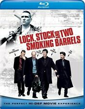 Lock, Stock and Two Smoking Barrels Blu-ray Region A BLU-RAY/WS