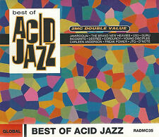 Various ‎Best Of Acid Jazz 2x CASSETTE ALBUM House, Acid Jazz, Contemporary Jazz