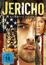 BRAD/JAMES,LENNIE/MITCHELL,KENNETH BEYER - JERICHO S2 MB  2 DVD NEU