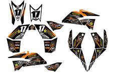 ATV KTM XC SX 450 525 graphic kit stickers decals pegatinas atv graphics mxgraph