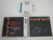 MEAT LOAF/LIVE(ARISTA 258 599) CD ALBUM
